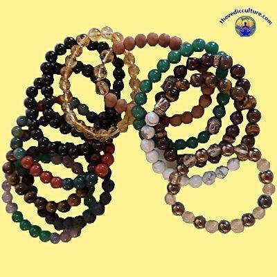 Crystals Bracelets for good fortune