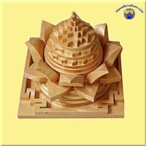 Polished Shri Yantra